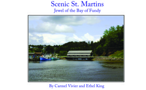 Scenic St. Martins: Jewel of the Bay of Fundy